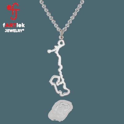 fARTlek-Jewelry-Barb's-5k-Atlanta-Pendant
