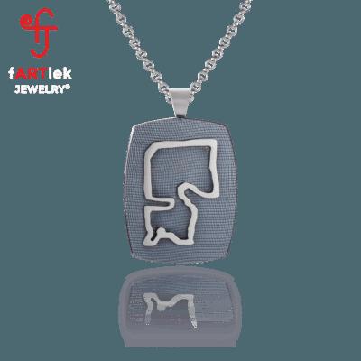 fARTlek-Jewelry-Maine-Vets-5k-Pendant